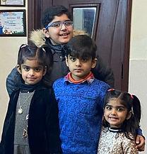 Tariq, Rayyan, Maha and Ruba Atif.jpg