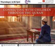 Connecting With Children Through The Qur