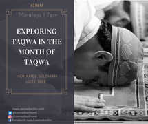 Exploring taqwa in the month of taqwa.jp