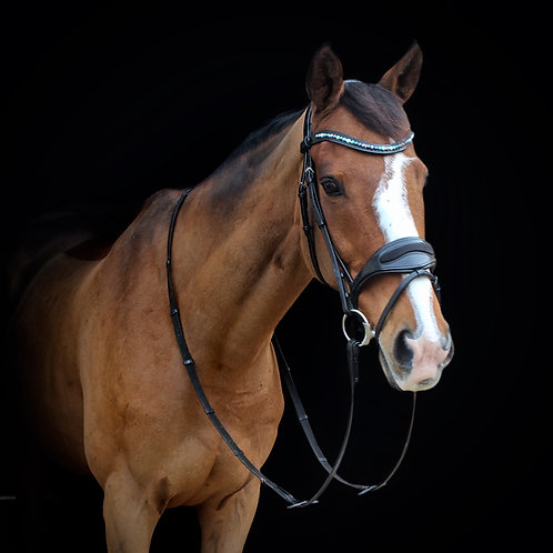 Bridle Romeo Pearly