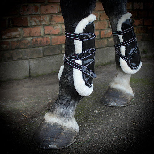 Tendon Boots Dixie