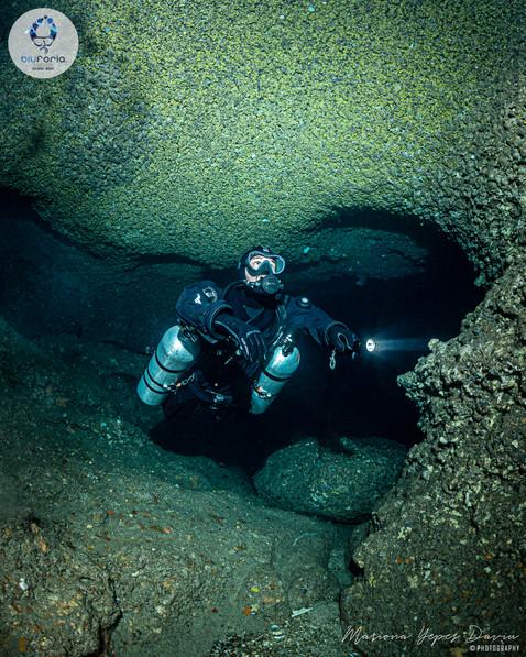 Sam Norton, Tech Diving, Cave Diving, Ca