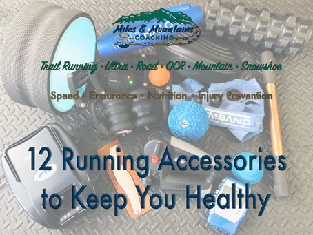 12 Running Accessories to Keep You Healthy