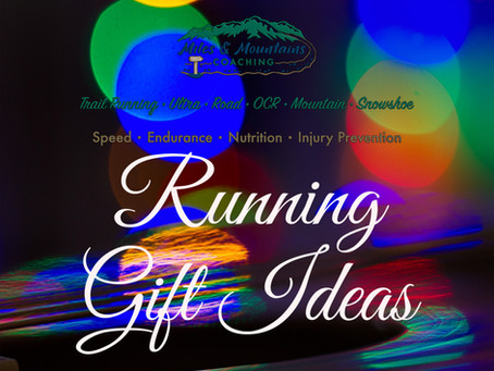 Running Gift Ideas