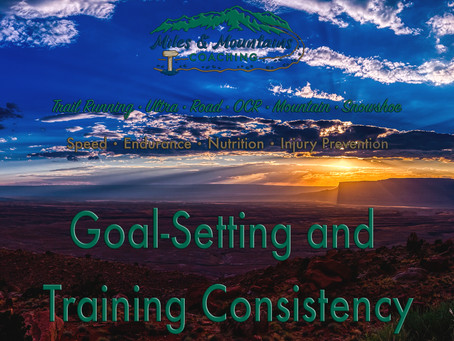 Goal-Setting and Training Consistency