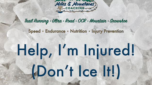 Help, I'm Injured! (Don't Ice It)