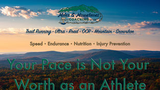 Your Pace is Not Your Worth
