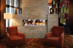 DaVinci See Thru Fireplace