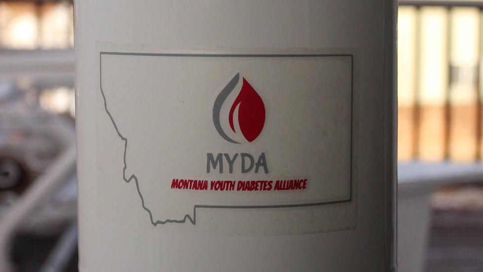 MYDA Decal