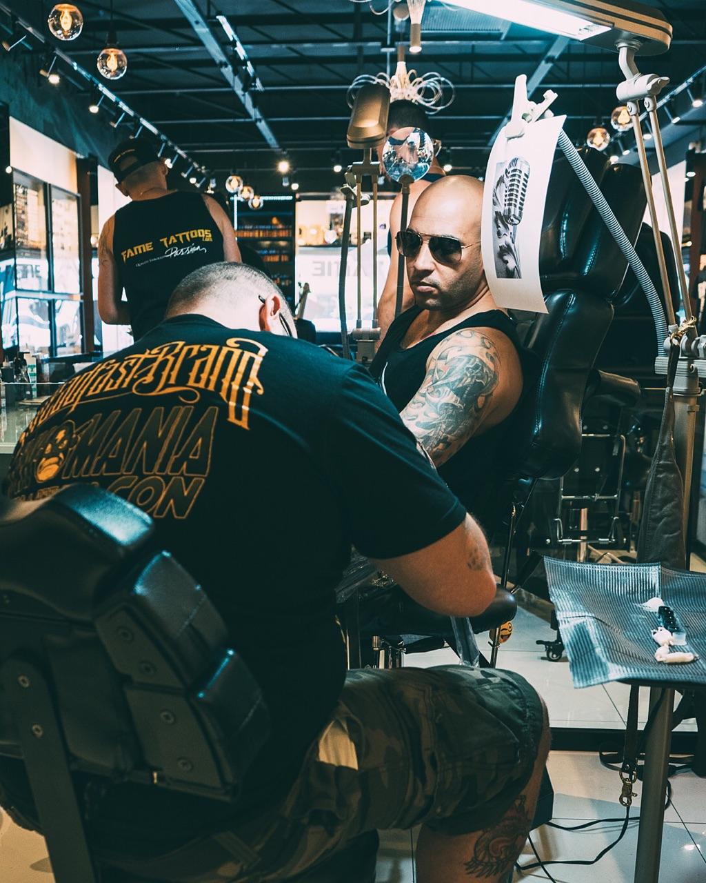 Fame Tattoos | Miami Best Tattoo Shop | Top Tattoo Artist in Hialeah