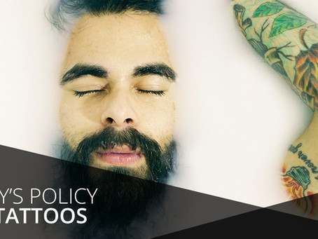 The Army's Policy on Tattoos