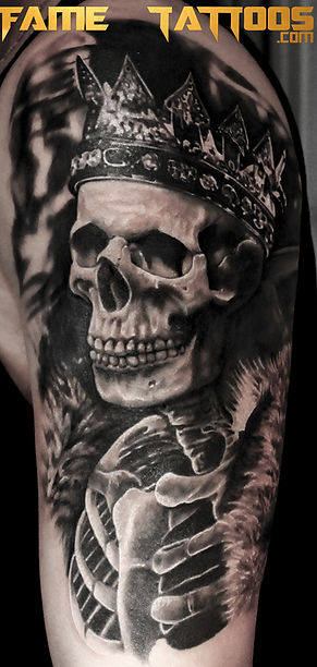 Best Black And Grey Tattoo Shop In Miami Black Grey Artist Near Me