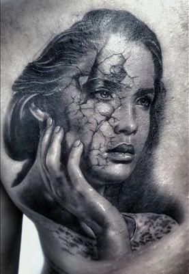 Black and Grey Tattoo Artists Near Me