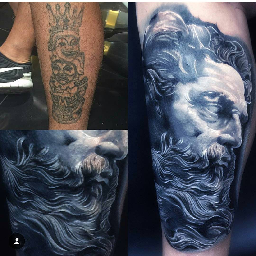 Fame tattoos miami 39 s best tattoo shop with the best for Best cover up tattoo artist