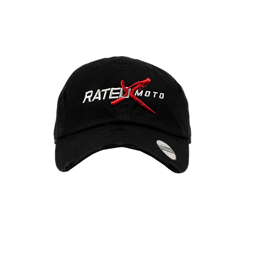 Rated X Moto Vintage Dad Hat