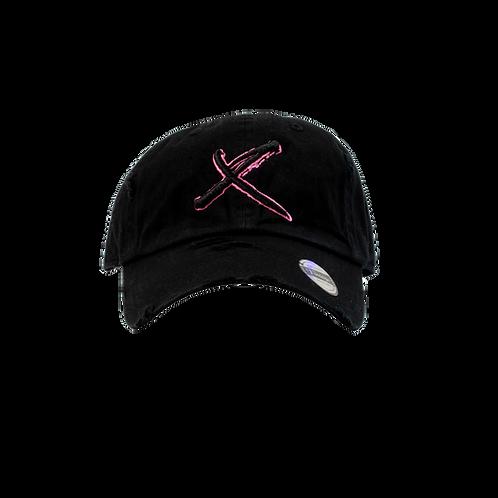 Pink X Vintage Dad Hat