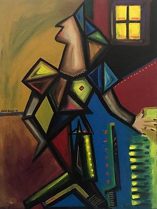 CONQUISTADOR by Michael Perez