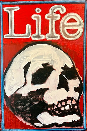 LIFE & DEATH by Captain Casual