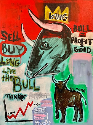 LONG LIVE THE BULL by Captain Casual