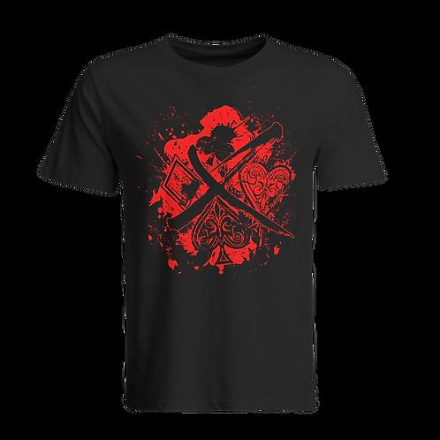 Trash X Poker T-Shirt