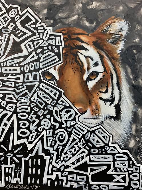 TIGRE by Cindy Franco