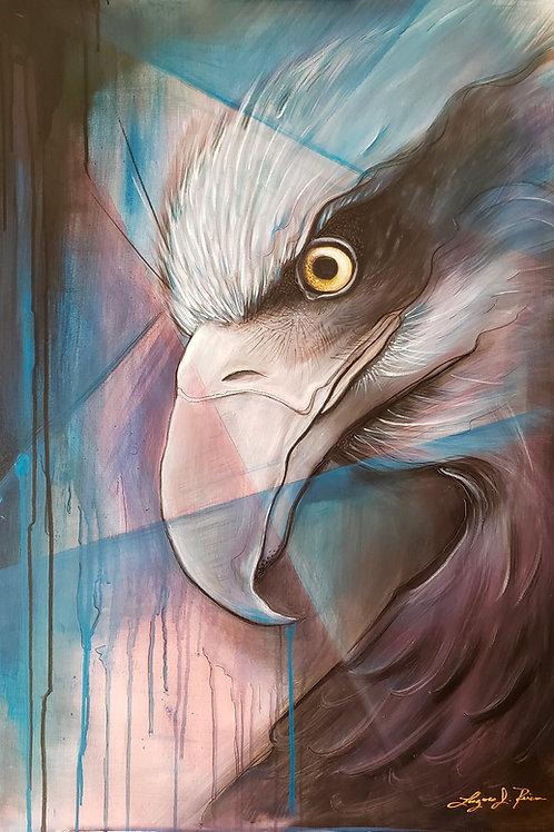 AMERICAN EAGLE by Laz Rivera