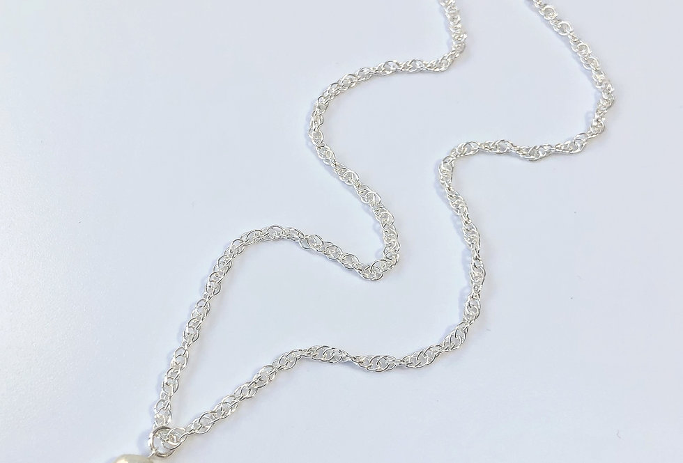 Adriana necklace (sterling silver)