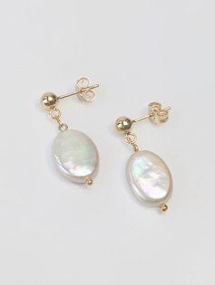 Isla Earrings (gold filled)