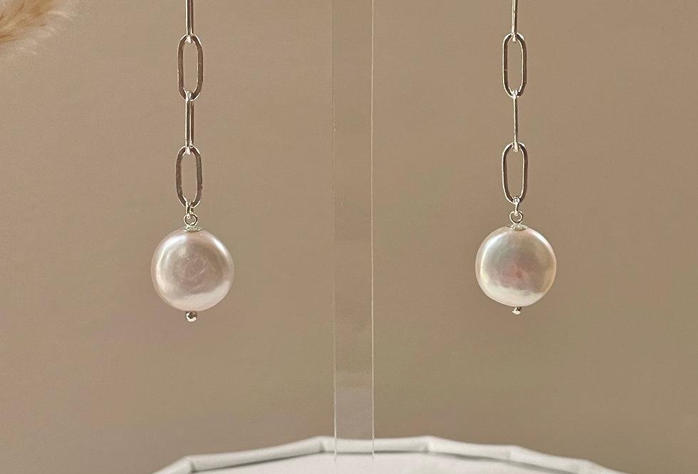 Allegra Earrings (sterling silver)