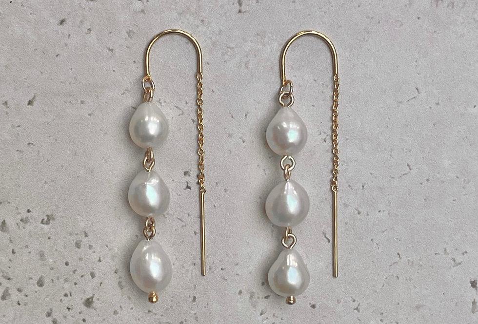 Sophie Threader Earrings