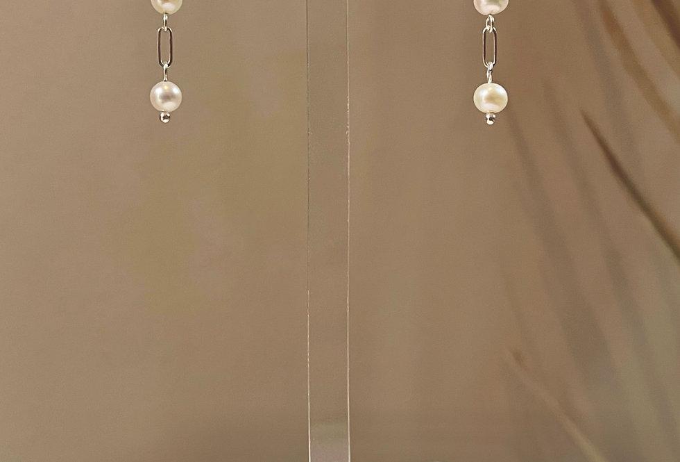 Zara Earrings (sterling silver)