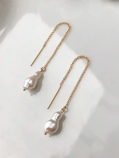 Sylvie Threaders (14ct Gold filled)