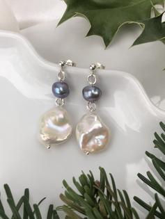 Lilou Earrings (Sterling Silver)