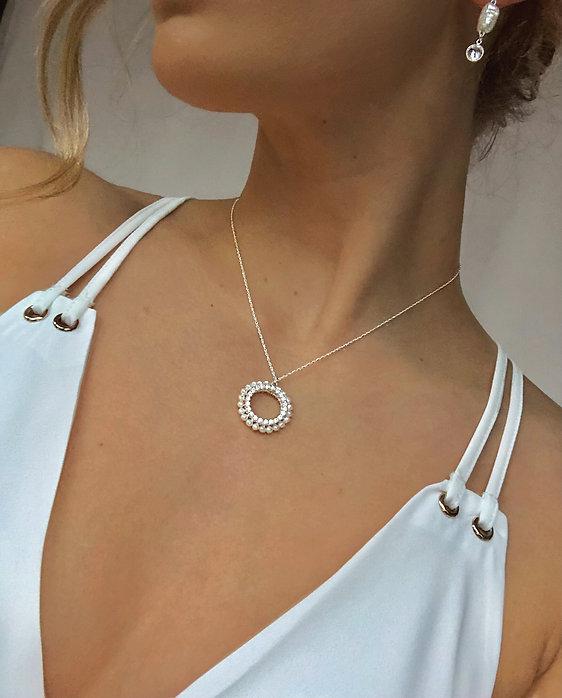 Elle Necklace Joyaux Jewellery Design