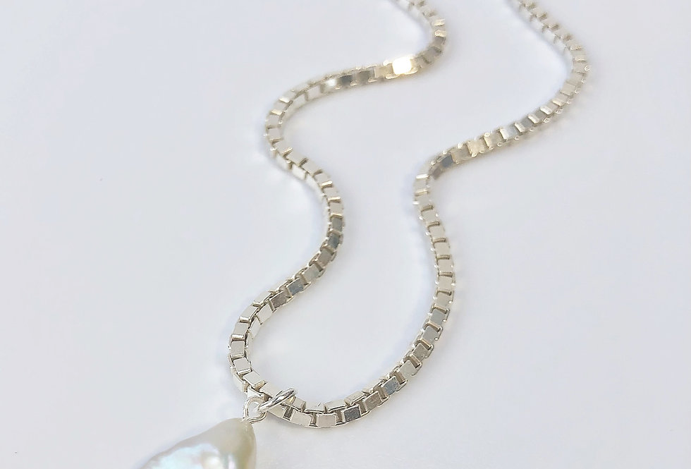 Sienna Necklace (sterling silver)