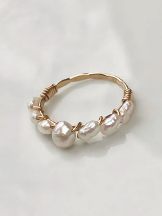 Anaïs Ring (14ct Gold filled)