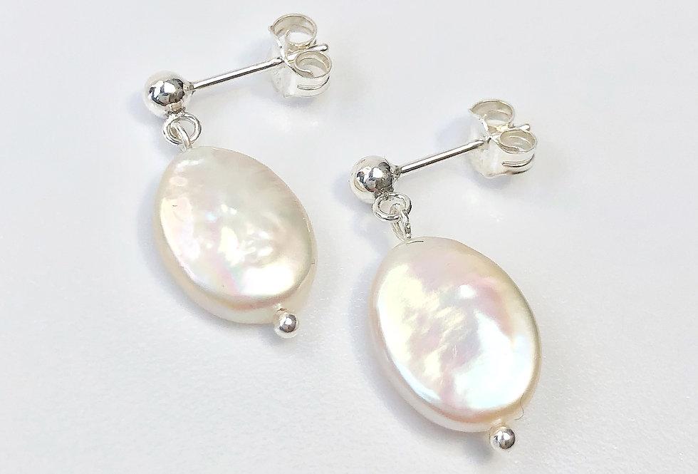 Isla Earrings (sterling silver)