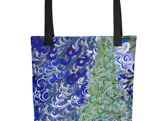 """""""Oh Evergreen"""" 00.6 Tote Bag"""