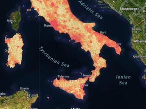 Geo-marketing Platform for a Satellite Operator