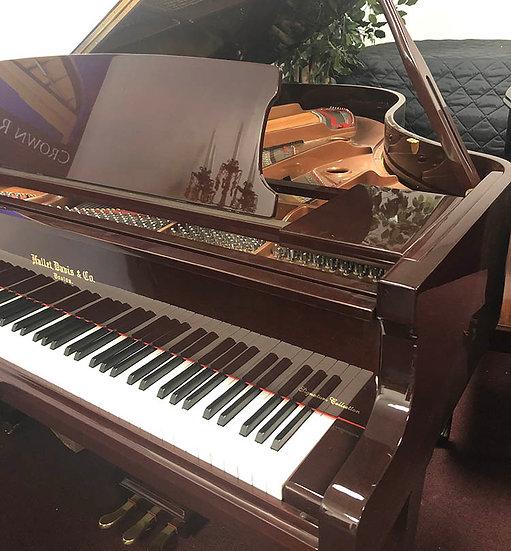 Hallet Davis 188 Grand Piano