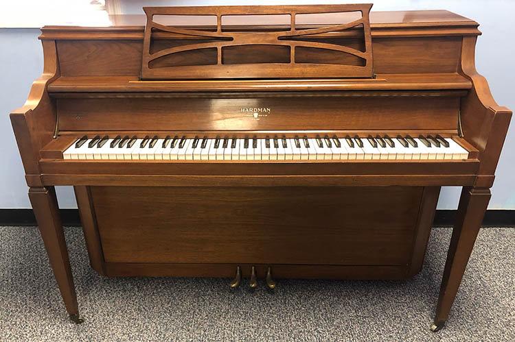 Hardman Console Piano