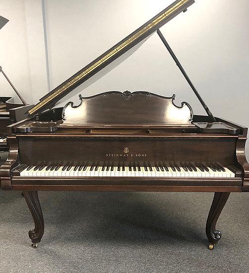 Steinway Louis XV Grand Piano