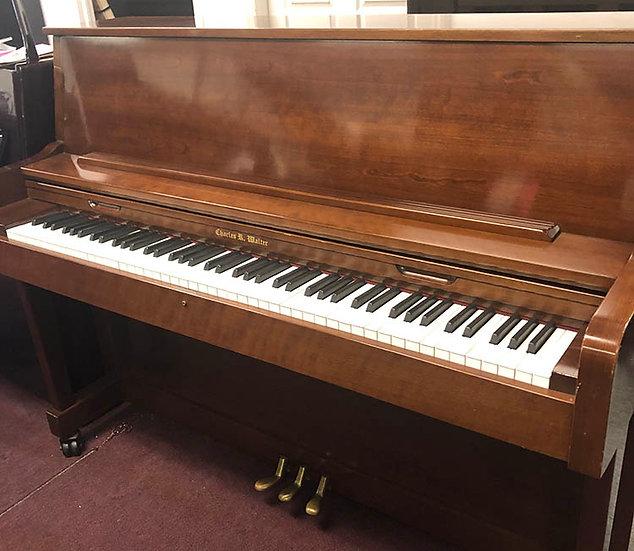 Charles Walter Studio Piano