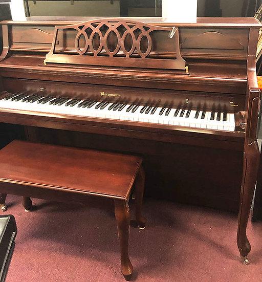 Bergmann Console Piano YC108