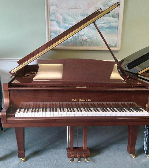 Hallet Davis 160 Grand Piano