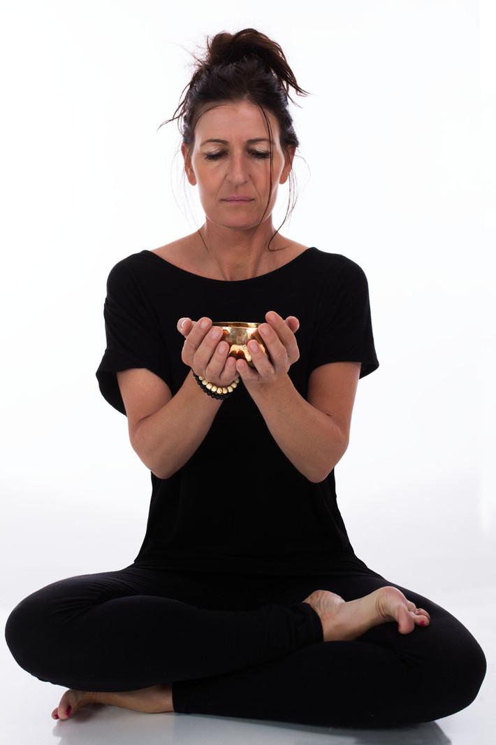 Billeder til Juliette som er yoga instruktør