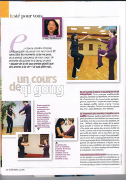 Top Santé (Juin 2008) 1/2