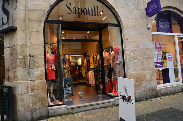 Sapotille, open'up, nantes, les sables