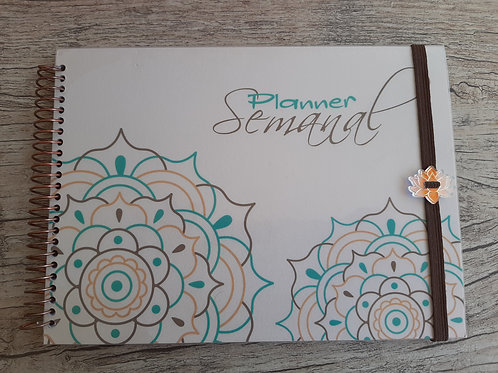 Planner Semanal Slim