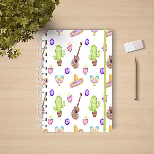 Planner Life 2021 - Coleção Cactus